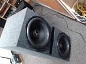 "AUDIO PIPE Car Speakers/Speaker System AUDIOPIPE 15"" SUBWOOFER"